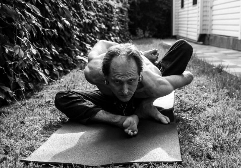 Йога для начинающих спб